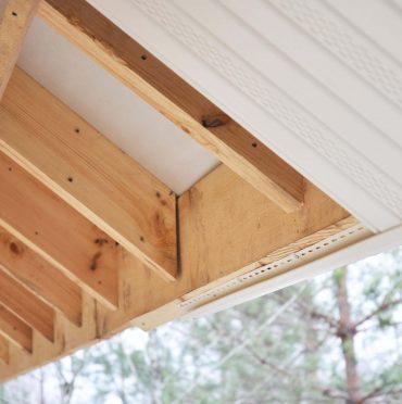 Wood Fascia Repair